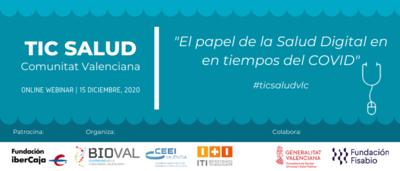 Banner 6ª edición TIC SALUD