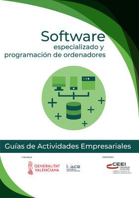 Servicios Telemáticos y nuevas tecnologías. Software especializado y programación de ordenadores