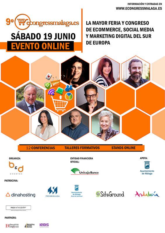 9ª edición del eCongress Málaga