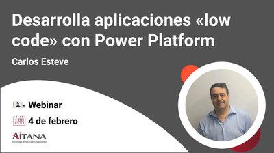 Power Platform, la plataforma de desarrollo de aplicaciones «low code» de Microsoft