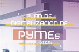 cartel plan digitalización