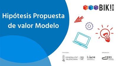 Hipótesis sobre Propuesta de Valor del modelo