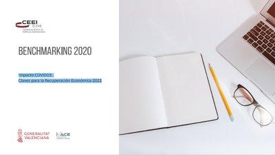 Informe Benchmarking CEEI Elche 2020: Impacto COVID19. Claves para la Recuperación Económica 2021