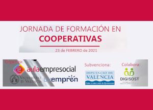 Jornada Formativa sobre Cooperativas