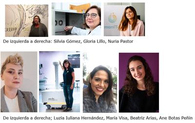 La red Enterprise Europe Network reconoce la labor de sus mujeres de Ciencia con soluciones Covid19 más internacionales