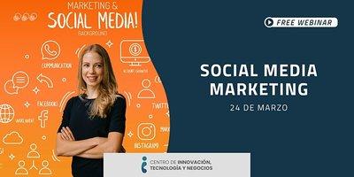 Free Webinar: Social Media Marketing