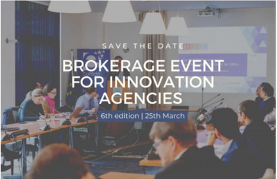 Brokerage Event for Innovation Agencies 2021