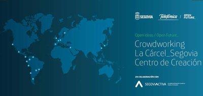 1ª Call Open Future España 2021: Hub La Cárcel, Segovia