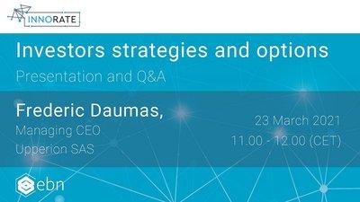Estrategias y opciones para inversores