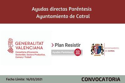 Ayudas Económicas Covid 19 - Ayuntamiento de Catral