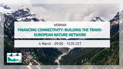Webinar | Conectividad financiera: Construcción de la Red Natural Transeuropea