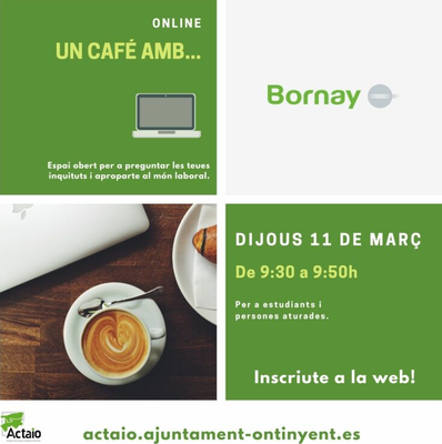 Un café con Bornay