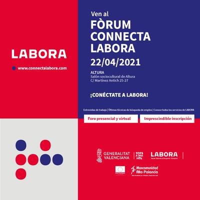FÒRUM CONNECTA LABORA