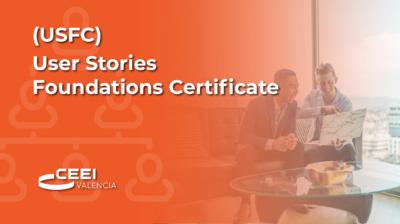 Certificado Profesional User Stories