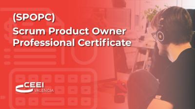 Certificado Profesional Scrum Product Owner (CPSPO)