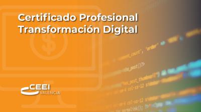 Certificado Profesional Transformación Digital (CPTD)