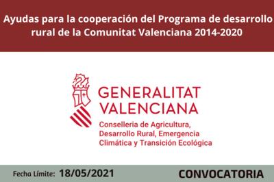 Programa Desarrolo Rural 2014-2020