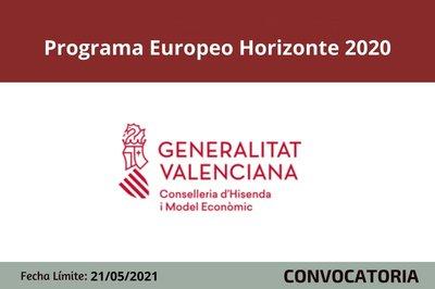 Programa Horizonte Europa 2020