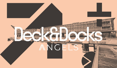 Convocatoria Angels Capital | Deck&Docks