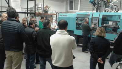 Curso de Operaciones auxiliares de electricidad y automatización industrial para la empresa 4.0