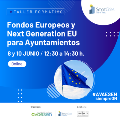 Taller Formativo: Fondos Europeos y Next Generation EU para Ayuntamientos