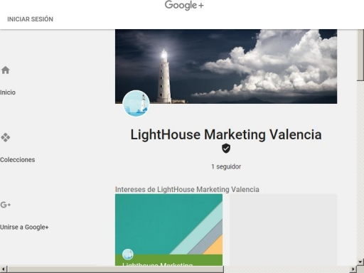 LightHouse Marketing Valencia - Google+