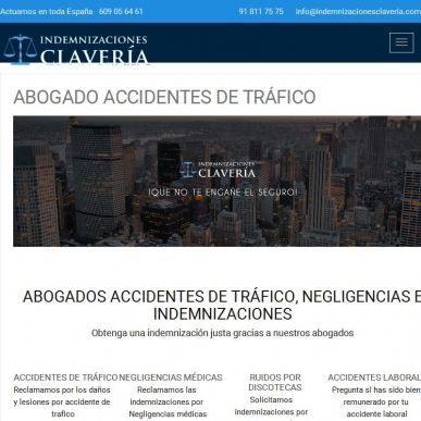 Indemnizacion Accidente Trafico | Negligencias | Indemnizaciones