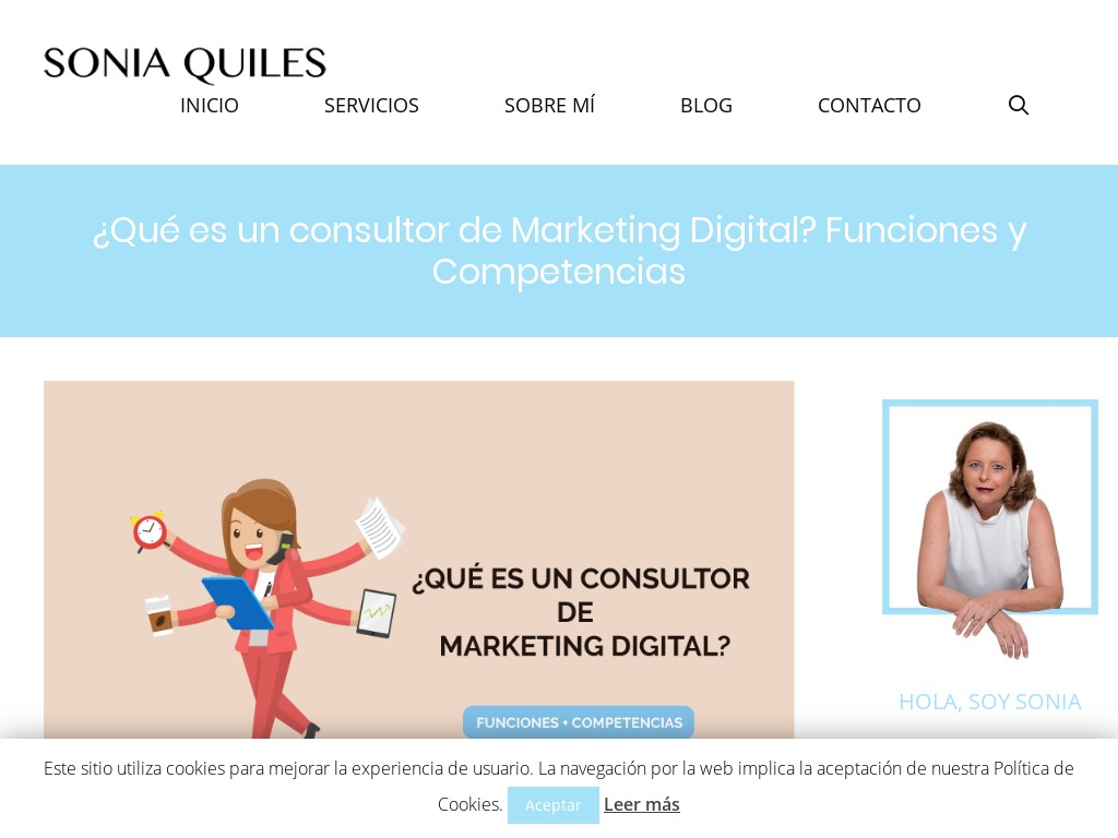 Consultor de Marketing Digital: 6 Funciones y Competencias